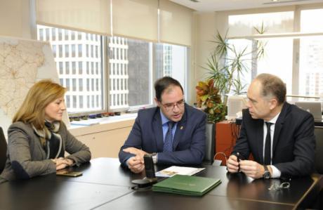 Adif y Diputación firman un acuerdo de colaboración para promover el desarrollo socioeconómico de la provincia