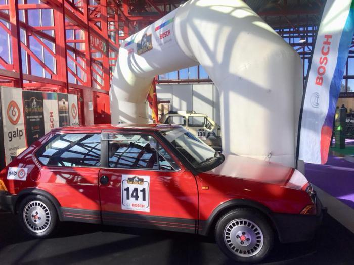 Cuenca será la meta de la penúltima etapa del II Spain Classic Rally
