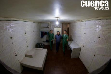 Un singular libro recoge momentos 'únicos' de la muestra de Ai Wei Wei en Cuenca