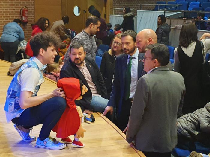 Castilla-La Mancha presenta el primer Ciclo de Teatro dentro de su programa de Educación Ambiental