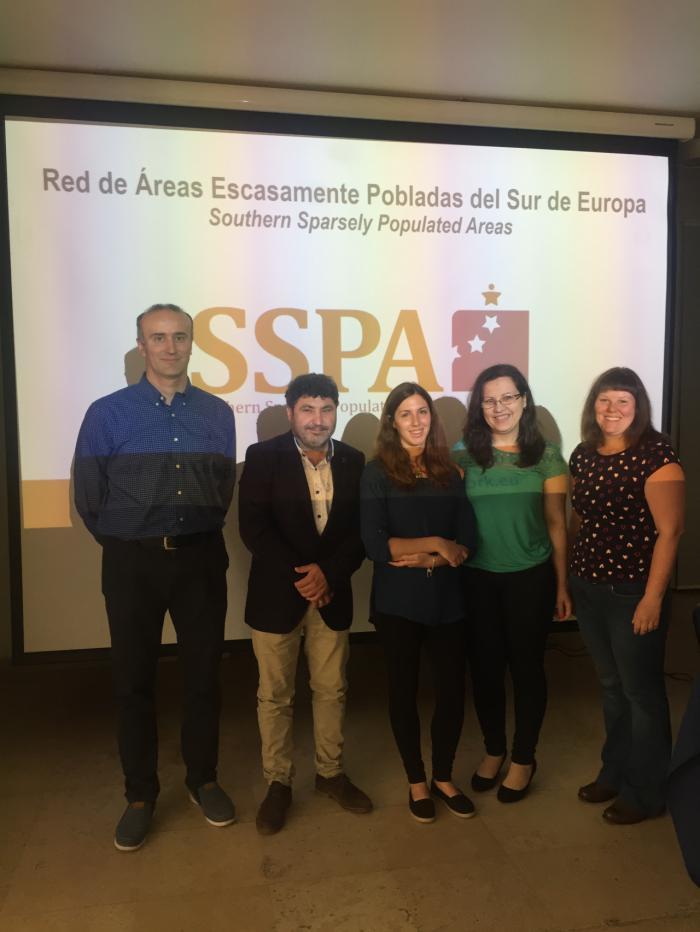 Los socios españoles y croatas de la SSPA unidos en la necesidad de medidas que busquen una verdadera integración del medio rural en las políticas europeas