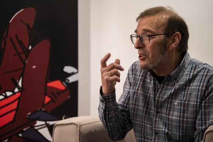 Marino Goñi, nos habla de los cuarenta años del nacimiento de la otra 'Movida'