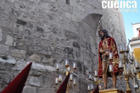 San Antón acoge la salida de la Proción de Paz y Caridad