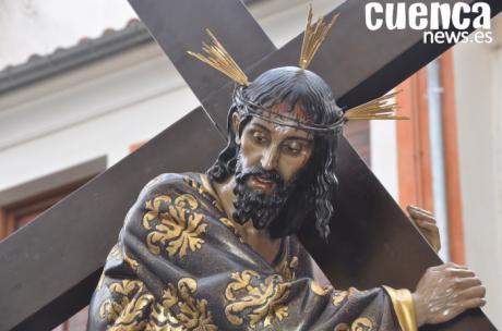 Mañana se inaugura el nuevo retablo de la capilla de Nuestro Padre Jesús Nazareno