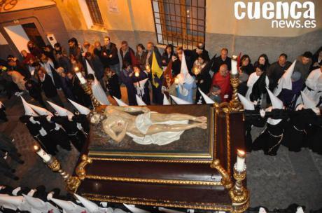 El 75º Aniversario de la llegada de Cristo Yacente contará con un amplio programa de actos y cultos