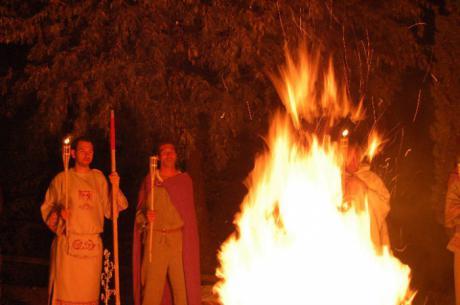 Enguídanos celebra la fiesta de la Celtiberia