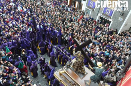 'Las Turbas' quieren volver a hacer historia este Viernes Santo