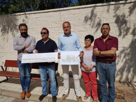 El Ayuntamiento de Tarancón abrirá el muro de la Piscina Municipal