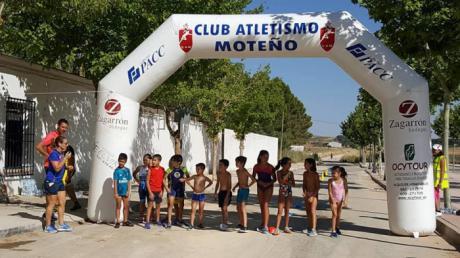 Mota del Cuervo pone en marcha III Acuatlon Infantil en pruebas deportivas