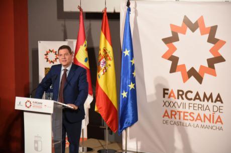 Castilla-La Mancha abrirá en 2018 una oficina de promoción turística en Madrid