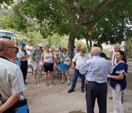 Priego acogió el VI Encuentro de Amigos de la Historia de Cuenca y provincia