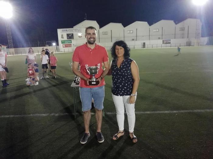 Grupo Actimel se impone en el Maratón de Fútbol 7 de Mota del Cuervo