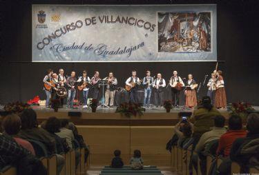 La Ronda Villa de Lupiana gana la XXVII edición del Concurso de Villancicos Ciudad de Guadalajara