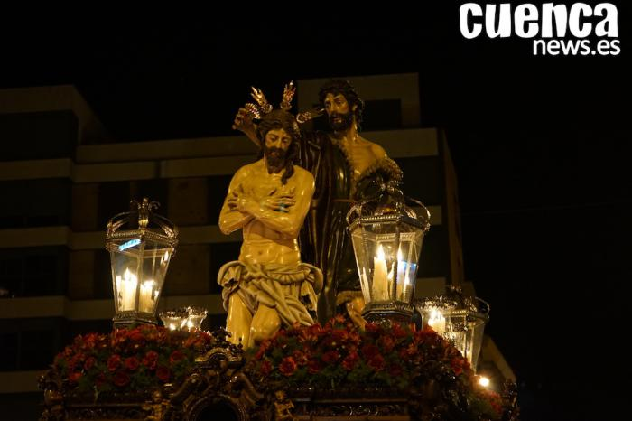 El Solemne Besapié a la imagen de Jesús, un concierto y dos exposiciones centran los actos cuaresmales del Bautismo