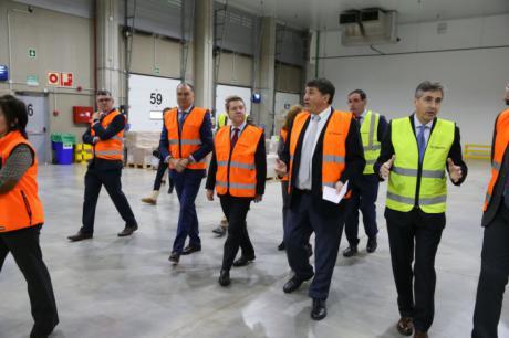 """López Carrizo reclama al Gobierno de España la ejecución de la autovía Guadalajara-Tarancón, """"clave"""" para atraer empresas"""