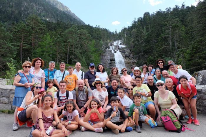 Unas 50 personas de la Delegación de Familia y Vida de la Diócesis de Cuenca peregrinan al Santuario de Lourdes