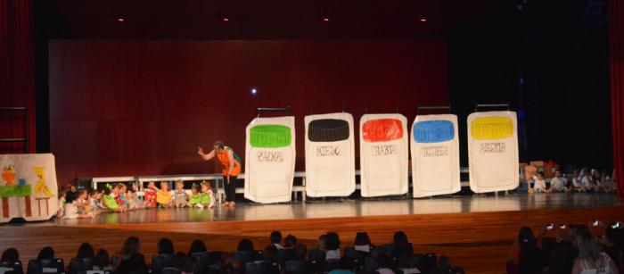 La Escuela Infantil Balú se despide hasta el próximo curso con la celebración de su festival de verano