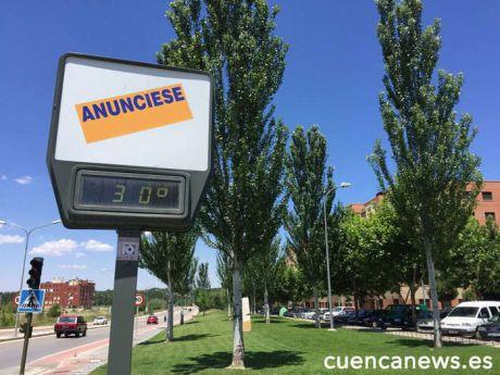 Alerta por mucho calor en las cinco provincias de Castilla-La Mancha