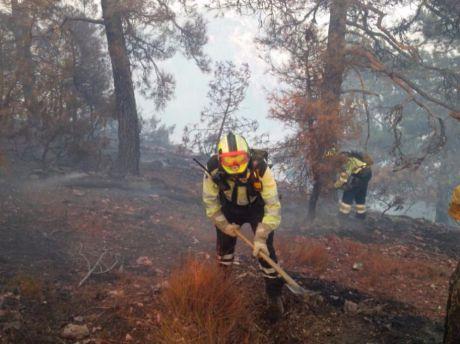 Salen a licitación obras contra incendios en Talavera, Cuenca y Guadalajara