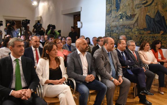 García-Page presenta un Gobierno en positivo y para toda la ciudadanía, que cumpla la ley y el programa comprometido hace dos años