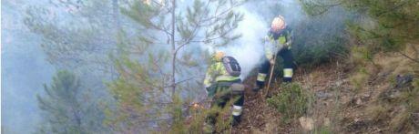 El alcalde de Cañamares afirma que la coordinación del incendio es muy buena