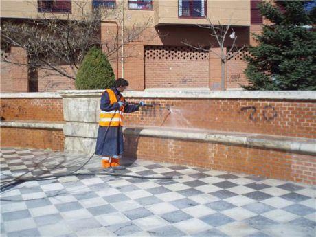 Se amplia el plazo de presentación de ofertas para el servicio de limpieza de la capital