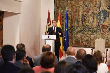 García-Page expresa su solidaridad con las víctimas del atropello y con Barcelona