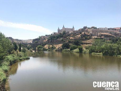 La Plataforma del Tajo de Toledo protestará el sábado por el estado del río