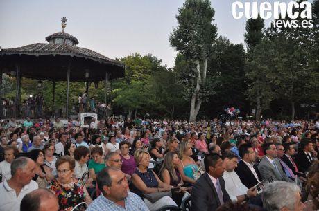 La Feria y Fiestas de San Julián 2017 arrancan con el Pregón de Susana Pérez