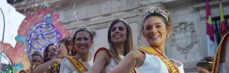 Video   Desfile de Carrozas