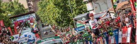 Mohoric logra una monumental victoria en Cuenca