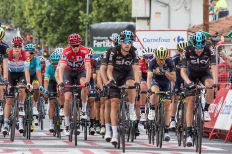 La 76 edición de la Vuelta a España pasa por Guadalajara, Tarancón y Albacete