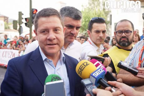 García-Page expresa sus condolencias por el fallecimiento del diestro albaceteño Dámaso González