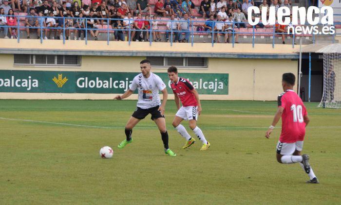 Victoria del Albacete B ante un gris Conquense (1-2)