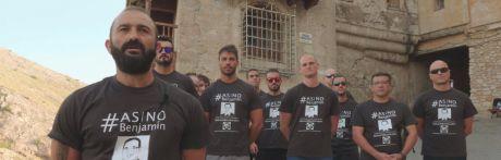 Inician una campaña contra el presidente de la Diputación por el despido de un bombero