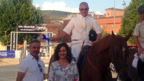 Globalcaja patrocina, de nuevo, el Concurso Hípico de Cuenca