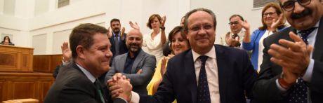 PSOE y Podemos aprueban el segundo presupuesto del Gobierno de García-Page