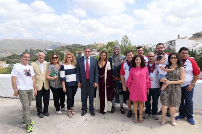 Cuenca presenta con gran éxito en Carcabuey la programación del XV Congreso del Toro de Cuerda