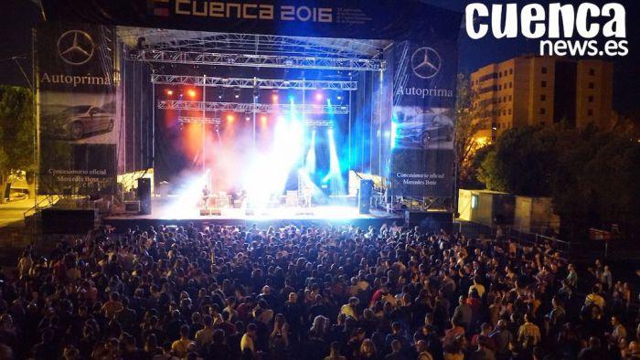 Loquillo, Morat, el rapero 'Kase O' y un festival de música de los 90, son las apuestas de la Feria de San Julián 2018