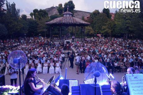 Más de 80.000 personas asisten a las actividades de la Feria de San Julián