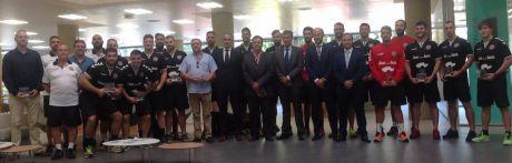 Gran recepción al Ciudad Encantada de parte de su patrocinador oficial: Liberbank