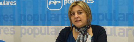 Pilar Martínez afirma que si se crea empleo en Servicios Sociales es gracias a los Ayuntamientos que los están costeando