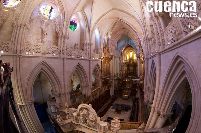 Los Reyes presiden mañana en Cuenca la entrega de los Premios Nacionales de Cultura