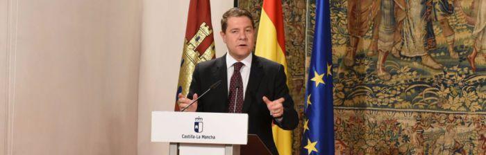 García-Page asiste en Cuenca a la entrega de los Premios Nacionales de Cultura 2016