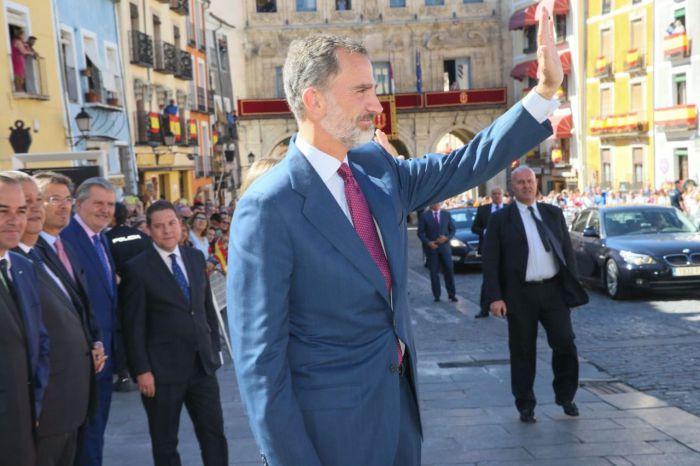 El Rey elogia la contribución de la cultura a la 'cohesión y unidad' de España
