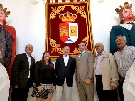 José Luis Perales es nombrado Hijo Predilecto de Castejón