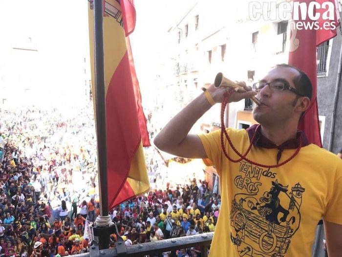 Video | Así fue el pregón de Diego Valera