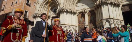 Video   Traslado del Pendón del Rey Alfonso VIII