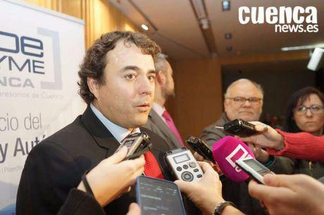 David Peña confirma su candidatura a la presidencia de CEOE CEPYME Cuenca