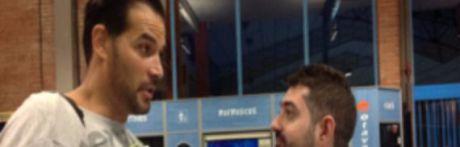 Paván y Rafa López valoran el encuentro entre el Ciudad Encantada y el Benidorm